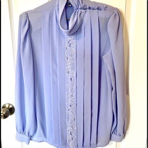 Tops - Periwinkle Vintage Top